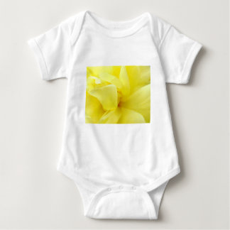 Yellow Rose Baby Bodysuit