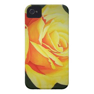 Yellow Rose Blackberry Bold Case