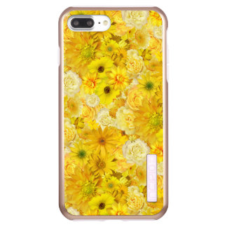 Yellow Rose Friendship Bouquet Gerbera Daisy Incipio DualPro Shine iPhone 8 Plus/7 Plus Case