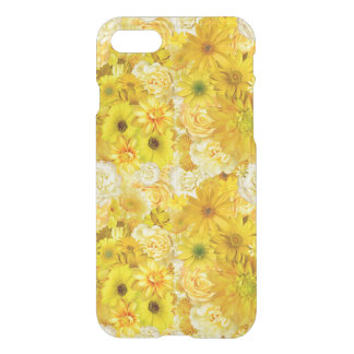 Yellow Rose Friendship Bouquet Gerbera Daisy iPhone 8/7 Case