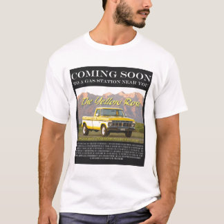 Yellow Rose Movie Poster image T-Shirt