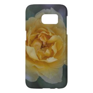 Yellow Rose Samsung Galaxy Case