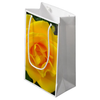 Yellow Rose Small Gift Bag