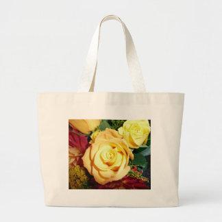 Yellow Rose tote