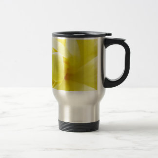 Yellow Rose Travel Mug