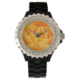 Yellow Rose Watch
