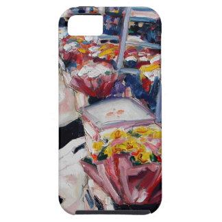 yellow roses moore street dublin iPhone 5 case