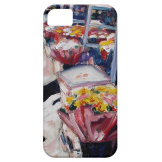 yellow roses moore street dublin iPhone 5 cover