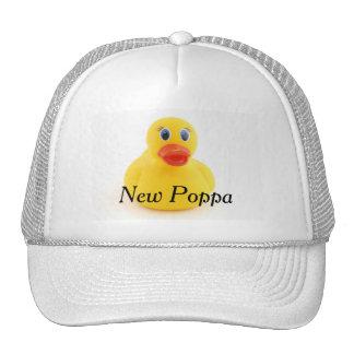 Yellow Rubber Ducks Mesh Hats