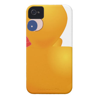 Yellow Rubber Ducky Case-Mate iPhone 4 Cases