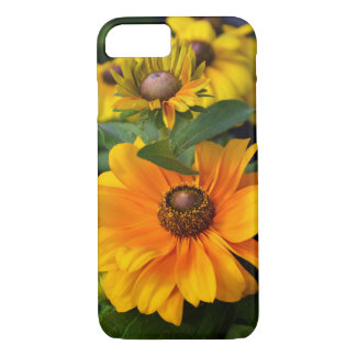 Yellow rudbeckia flowers iPhone 7 case