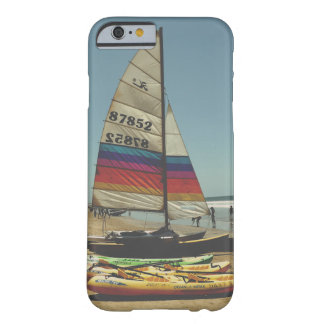 Yellow Sailing Kayak Barely There iPhone 6 Case