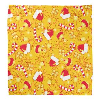 Yellow - Santa's cap Bandana