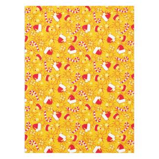 Yellow - Santa's cap Tablecloth