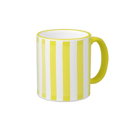 Yellow Shades Mugs