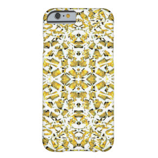 Yellow Shapes iPhone 6/6s Case