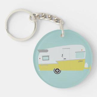 Yellow Shast Keychain