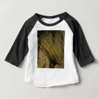 yellow slashes in the rock baby T-Shirt