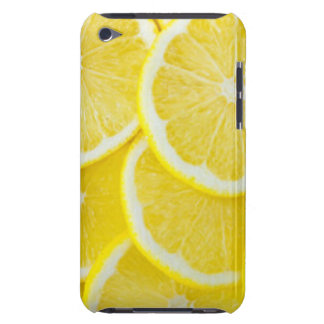 Yellow Slice Lemons Barely There iPod Cover