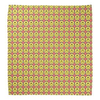 Yellow Smile Bandana