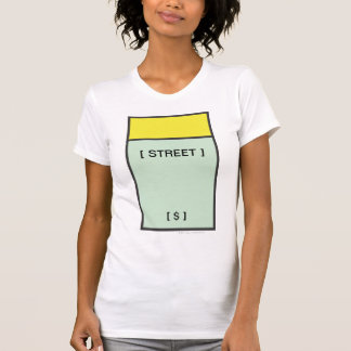 Yellow Space T-Shirt