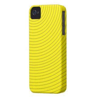 yellow spiral line iphone 4 iPhone 4 case