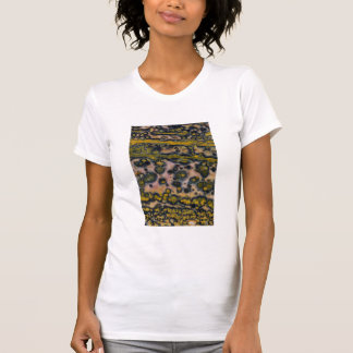 Yellow spotted Ocean Jasper T-Shirt