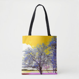 Yellow Spring Tote
