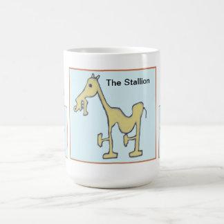 Yellow Stallion Mug