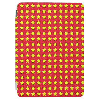 Yellow stars iPad air cover