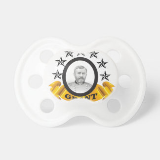 yellow stars of grant baby pacifiers
