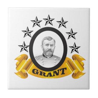 yellow stars of grant tiles