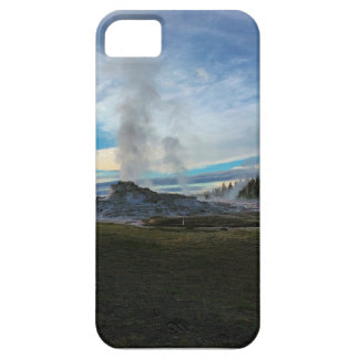 Yellow Stone Geyser iPhone 5 Cases