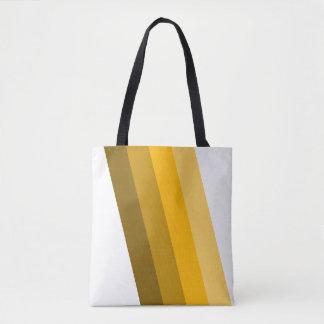 Yellow Stripe Bag