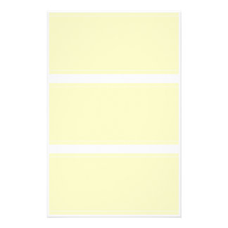 Yellow Stripe Stationery