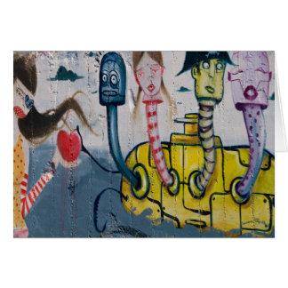 Yellow Submarine Card