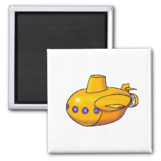 Yellow Submarine | Magnet