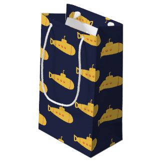 Yellow Submarine Small Gift Bag