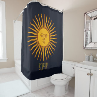 Yellow Sun Astrology Planet Your Name Dark Blue