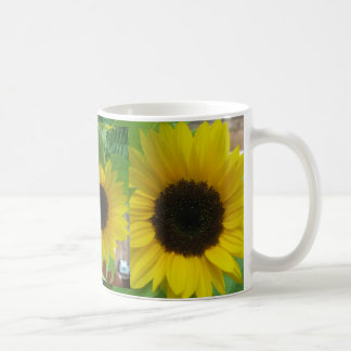 Yellow Sunflower Coffee Mug