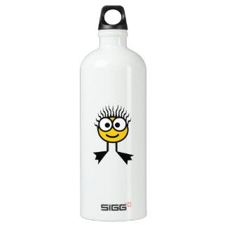 Yellow Swim Character Drink Bottle
