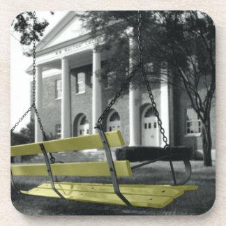Yellow Swing UMHB Belton Texas Coaster