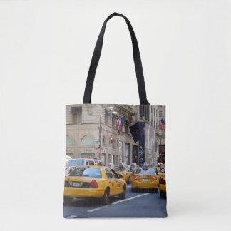 Yellow Taxi Bag