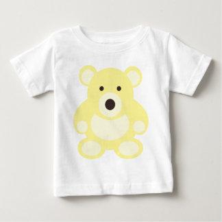 Yellow Teddy Bear Baby T-Shirt