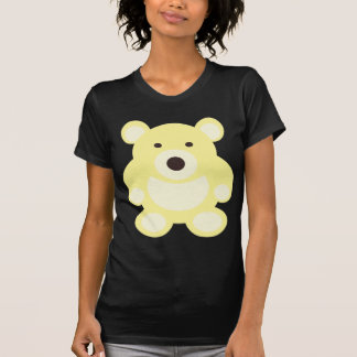Yellow Teddy Bear Tshirts