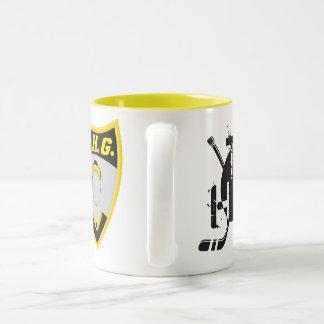 Yellow THG mug