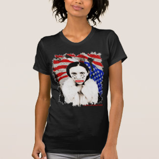 YELLOW THUNDER WOMAN AMERICAN INDIAN T-Shirt