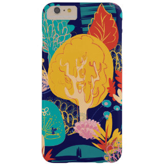 Yellow Tree Barely There iPhone 6 Plus Case