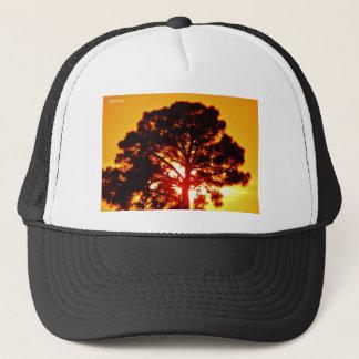 Yellow Tree Trucker Hat
