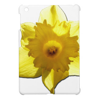 Yellow Trumpet Daffodil 1.0 iPad Mini Covers